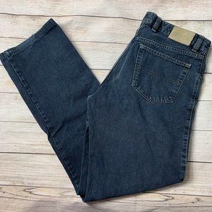 ERMENEGILDO ZEGNA | dark denim wash jeans 34